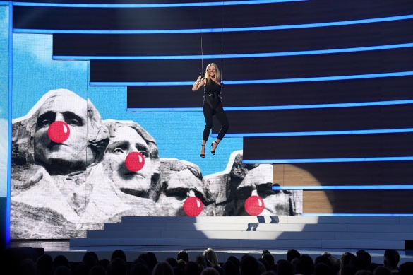 RED NOSE DAY -- Season: 1 -- Pictured: Gwyneth Paltrow onstage at NBC's